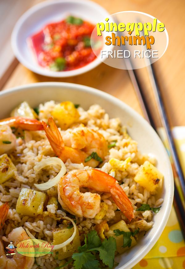 Pineapple Shrimp Fried Rice | from @Renee Peterson King Soileau with ...