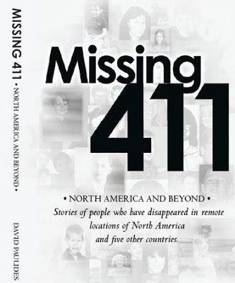 Missing 411-Western United States & Canada: Unexplained