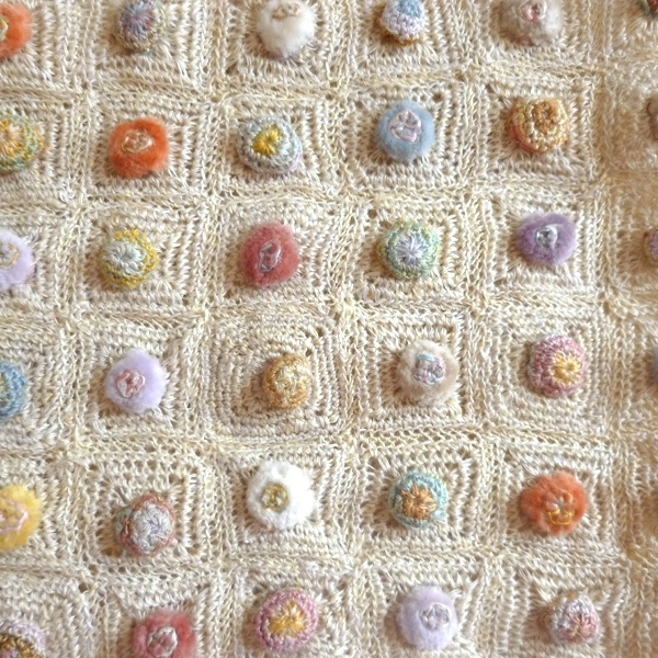 Crochet Patterns Like Sophie Digard : Pin by Monica Monteiro on Crochet & Knitting Blanket Ideas Pinterest
