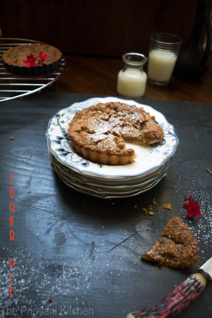 Maple syrup pie | Bitten | Pinterest
