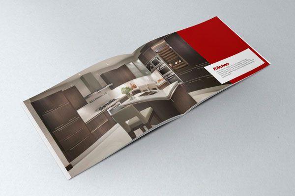 Design for interior company 6 20+ Beautiful Modern Brochure Design ...