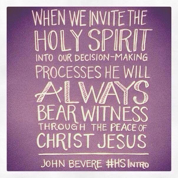 holy spirit prayer for pentecost