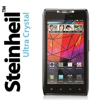 SGP Motorola DROID RAZR / DROID RAZR MAXX Screen Protector Steinheil Ultra Series [Ultra Crystal]