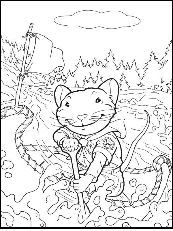 Stuart little coloring pages - a-k-b.info