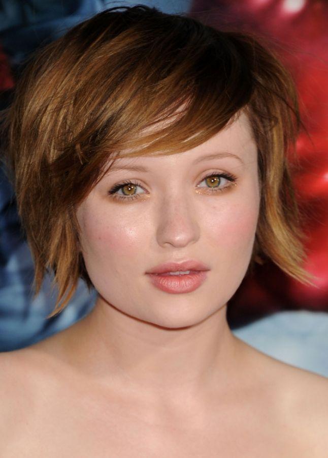 Emily Browning Hair
