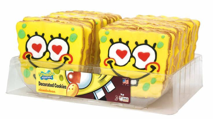 valentine's day spongebob coloring pages