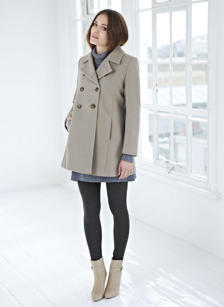 isabella oliver alma maternity coat clothing style pinterest