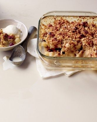 "See the ""Pear and Cranberry Crisp"" in our Fresh Cranberry Recipes ..."