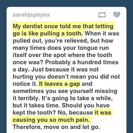 Letting Metaphor