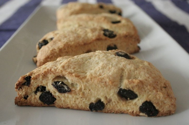 Blueberry Ricotta Scones | For the love of Baking | Pinterest