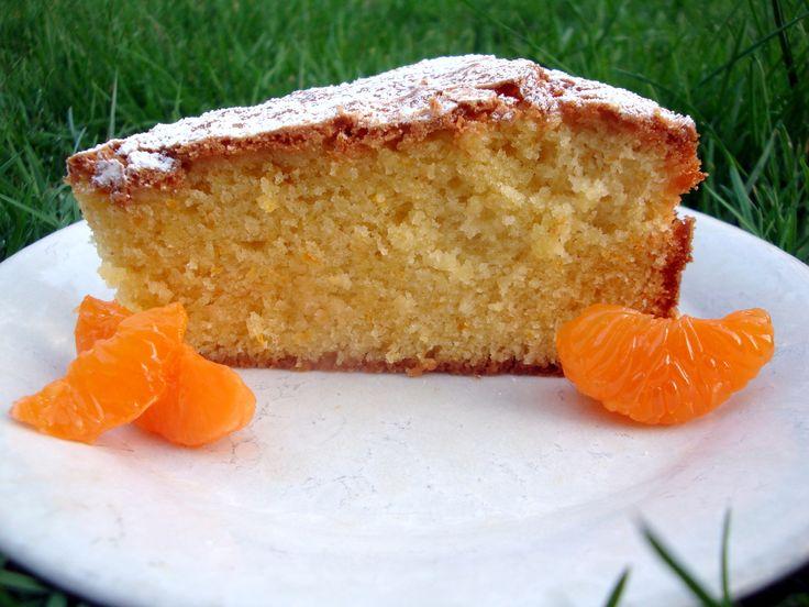 Orange and Olive Oil Cake | Winter Wine Dinner | Pinterest