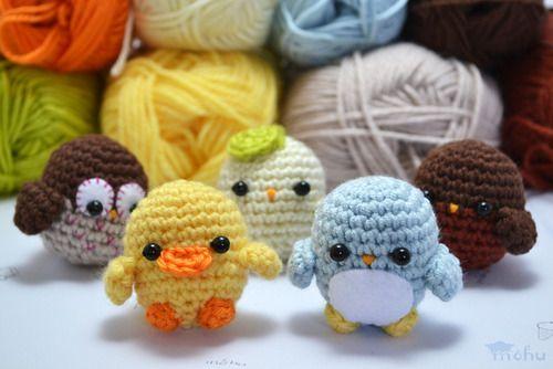 amigurumi animals Crochet and Knitting Pinterest