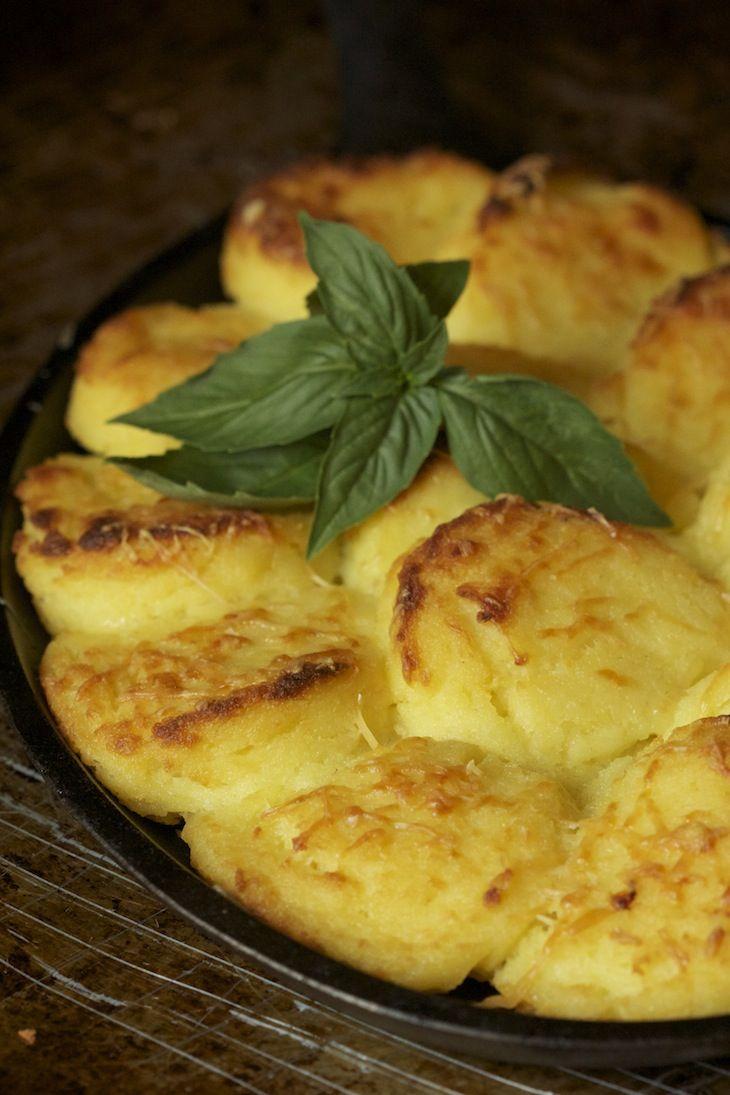 Gnocchi alla Romana dish | Gnocchi | Pinterest