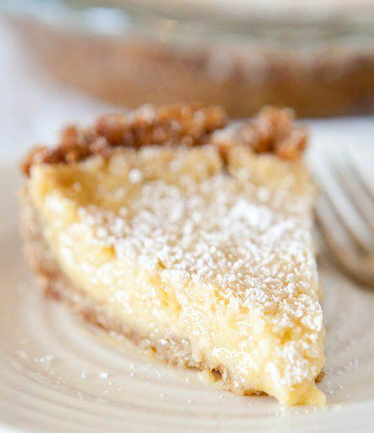 Crack Pie   sweets   Pinterest