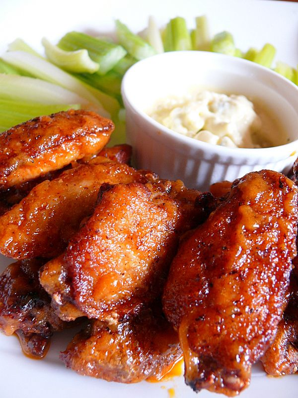 Buffalo Wings | Food | Pinterest