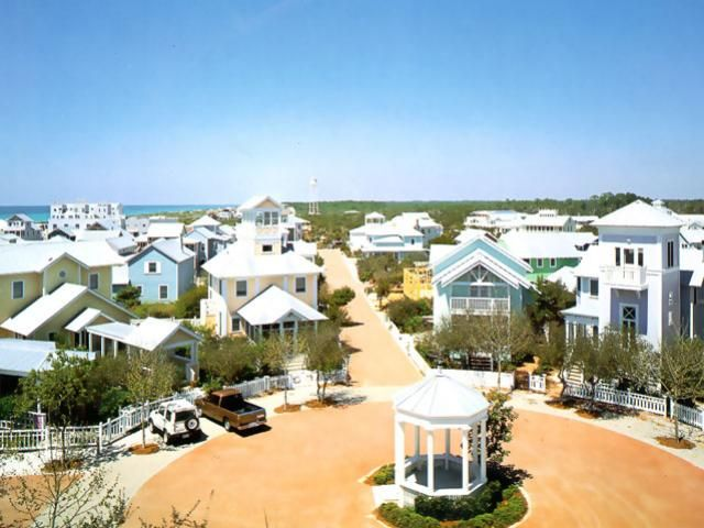 Seaside florida florida highway 30a and destin pinterest for Coastal towns in florida