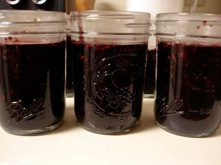 Blackberry Blueberry Port Jam | jams, jelly's and such | Pinterest