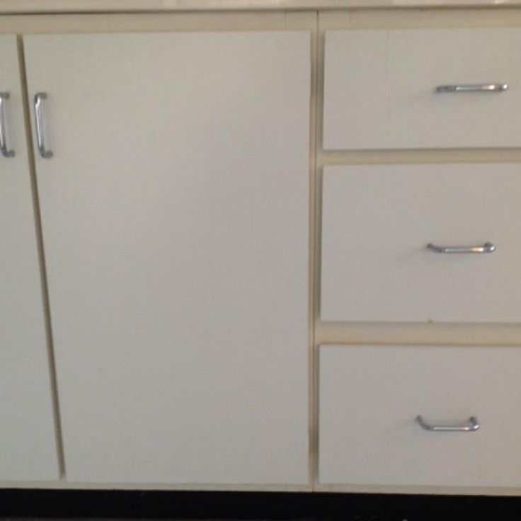 Update Cabinet Doors From Plank Panel To Bead Beautiful