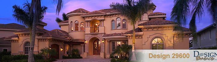 Beautiful Mediterranean Home Front Plush Homes Interior Design Pi