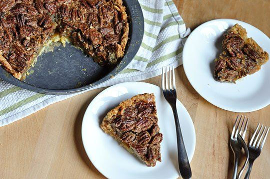 Recipe: Old-Fashioned Pecan Pie (Without Corn Syrup) — Recipes from ...