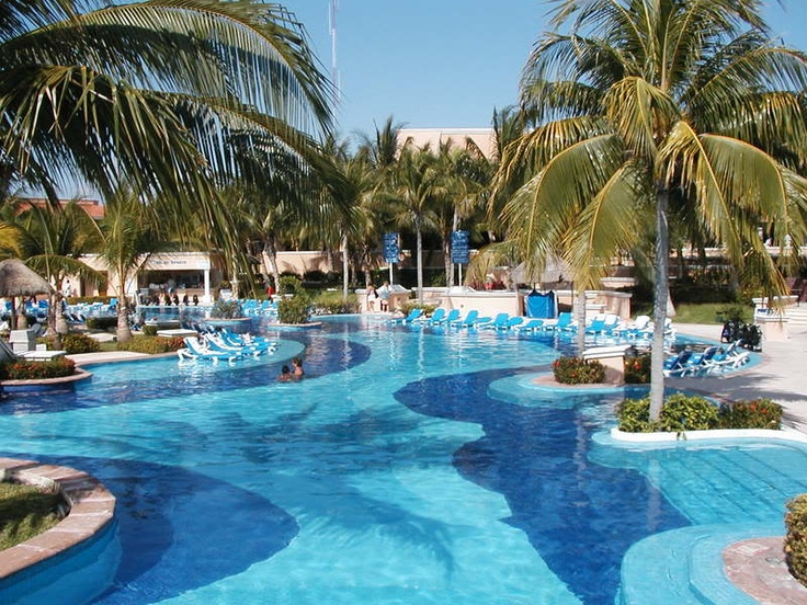 Moon Palace in Cancun, Mexico. Amazing! Miss this place, can't wait to ...