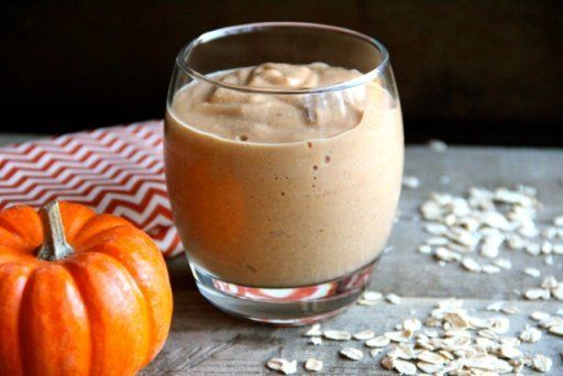 Pumpkin Spice Breakfast Smoothie | Recipe