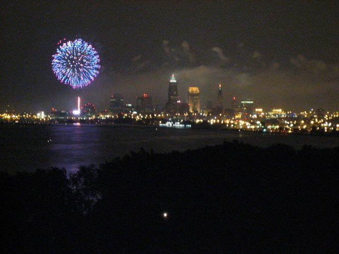 july 4th in cleveland