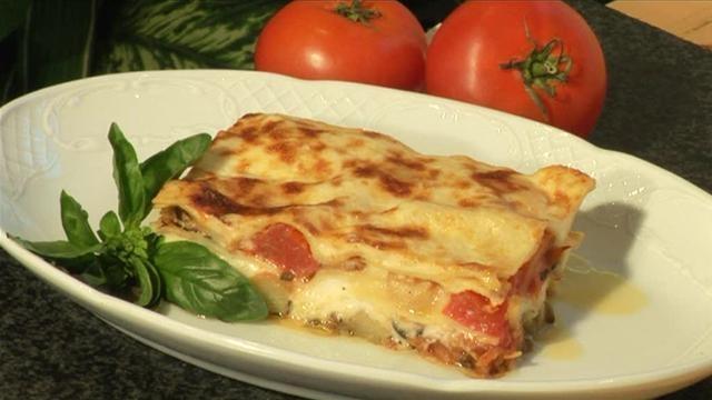 Mini Vegetable Lasagnas Recipes — Dishmaps