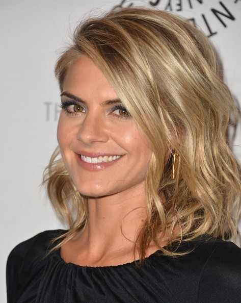 picture 10 Wavy Shoulder Length Hairstyles with Edge