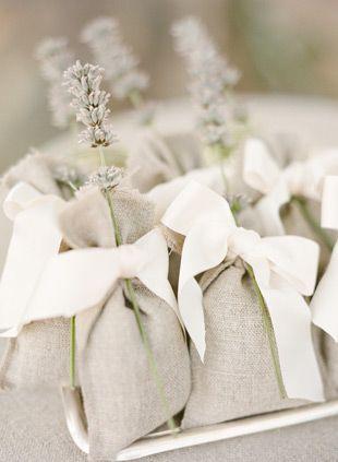 sachet de lavande cadeau mariage