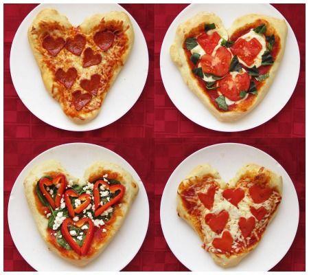 healthy valentine's day recipes pinterest