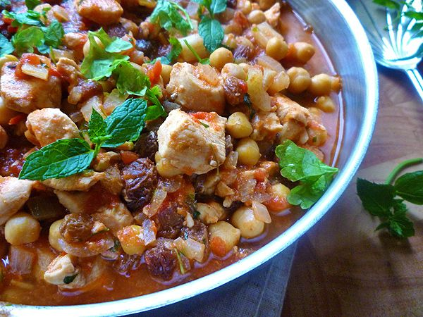 Moroccan Style Chicken Stew Recipe | Soups, Chilis and Pot Pies | Pin ...