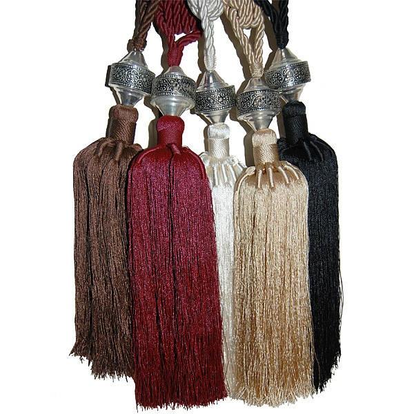 Moroccan Curtain Tie Back