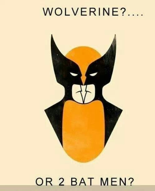 Wolverine Or 2 Batman?