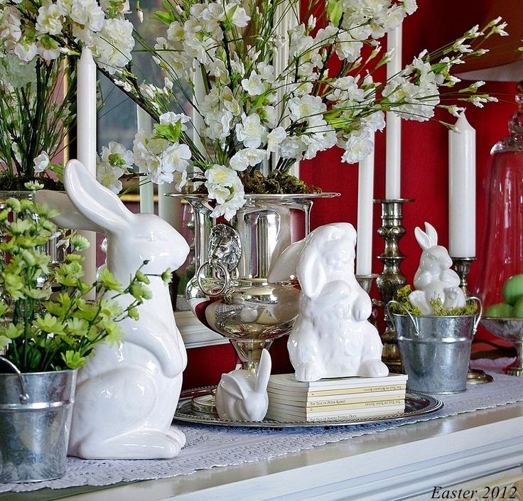 Beautiful Easter Decor