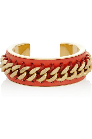 Shop now: Leather Cuff