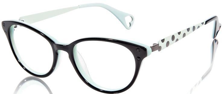 Eyeglass Frames Bjs : Betsey Johnson Ombre Minnie BJ 0148 Eyeglasses - a Full ...