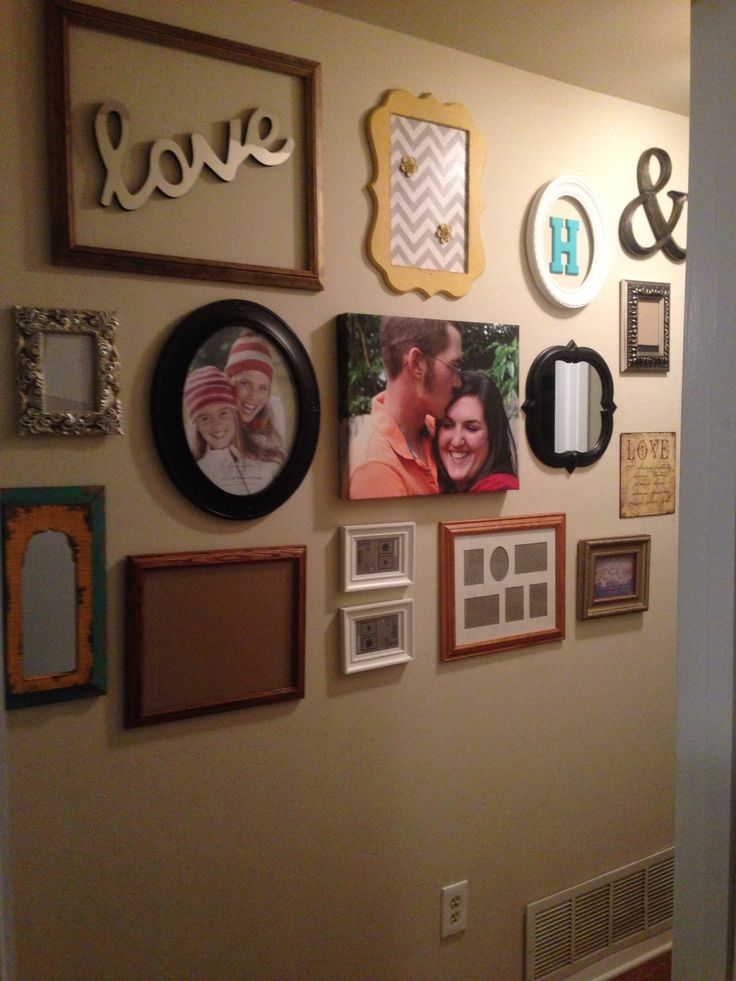 wall collage in and around the home pinterest. Black Bedroom Furniture Sets. Home Design Ideas