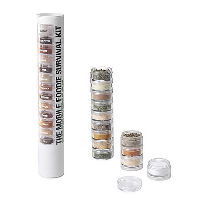 travelling spice tower