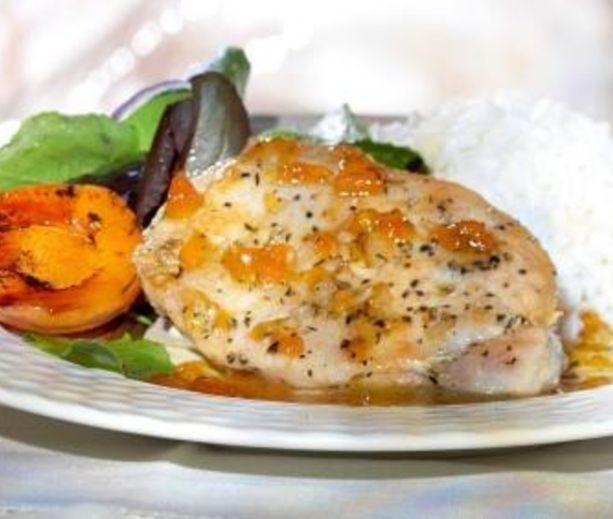 Polynesian Chicken | Healthy Recipes | Pinterest