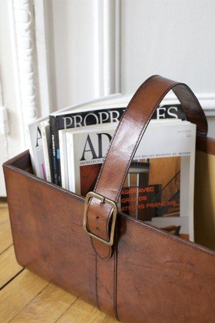 BALMUIR Kensington Basket, Cognac - Balmuir - Exclusive Collection