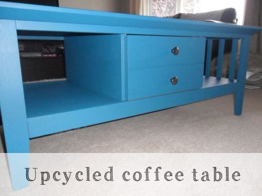 Upcycled Coffee Table Feelin Crafty Pinterest