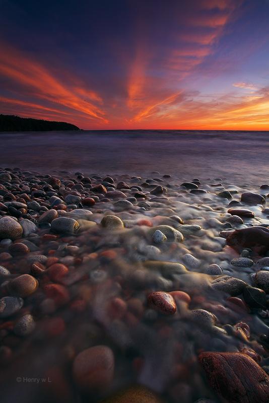 Lake Superior | OIL PAINTING IDEAS | Pinterest