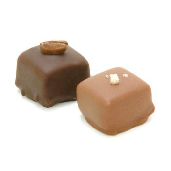 popular Vanilla with Sea Salt Caramels and Hazelnut Coffee Caramels ...