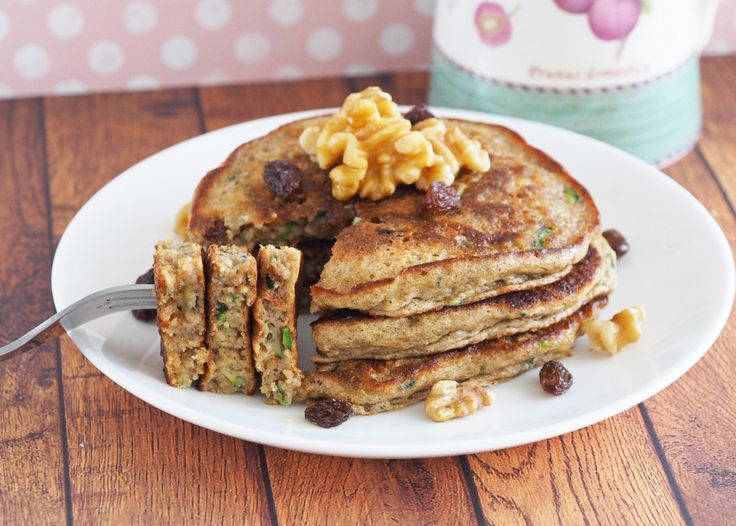 Zucchini Bread Pancakes | Recipes to Try - Breads and Muffins | Pinte ...