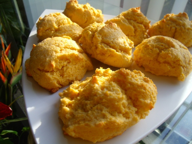 Cornmeal Biscuits | Baking | Pinterest