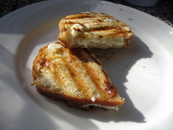 Grilled Cheese - Italian Style - easy recipe!