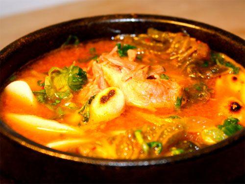 korean stew with tofu kimchi kimchi stew with chicken and tofu kimchi ...
