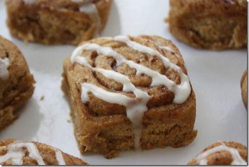 Vegan Cinnamon Rolls | Breads and Rolls | Pinterest