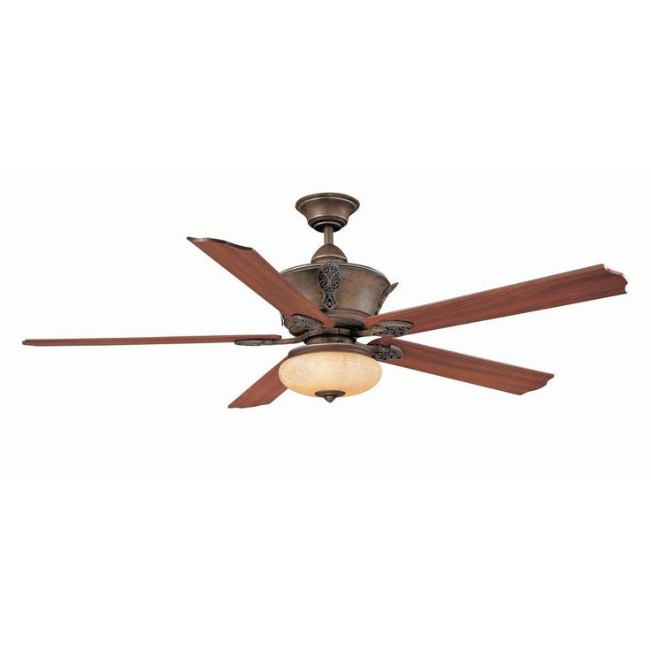 Enchantment 68 in. Banci Bronze Ceiling Fan